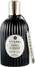 Parfüm, Parfüméria, kozmetikum Fürdőgél - Vivian Gray Vivanel Neroli & Ginger