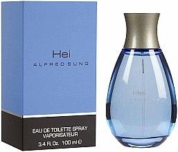 Parfüm, Parfüméria, kozmetikum Alfred Sung Hei - Eau De Toilette