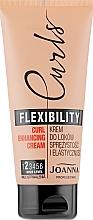 Parfüm, Parfüméria, kozmetikum Krém hullámos hajra - Joanna Professional Curls Flexibility Curl Enhancing Cream