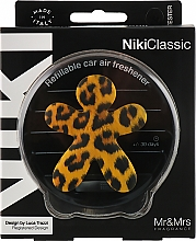 Parfüm, Parfüméria, kozmetikum Autóillatosító - Mr&Mrs Niki Vanilla & Patchouly Brown Fantasy Animalier