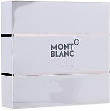 Parfüm, Parfüméria, kozmetikum Montblanc Legend Spirit - Készlet (edt/100ml + asb/100ml + mini/7.5ml)