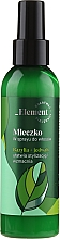 Parfüm, Parfüméria, kozmetikum Erősítő hajhullás elleni spray - _Element Basil Strengthening Anti-Hair Loss Leave-In Milk Spray