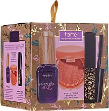 Parfüm, Parfüméria, kozmetikum Szett - Tarte Cosmetics Discovery Surprise Xmas Merry Minis Set (face/oil/7ml+mascara/4.5ml+blush/1g)