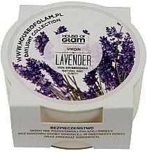 Parfüm, Parfüméria, kozmetikum Illatosított gyertya - House of Glam Virgin Lavender Candle (mini)