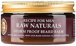 Parfüm, Parfüméria, kozmetikum Szakáll balzsam - Recipe For Men RAW Naturals Storm Proof Beard Balm