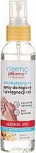 "Parfüm, Parfüméria, kozmetikum Antibakteriális higiéniai spray ""Őszibarack"" - Dermo Pharma Antibacterial Hand Spray"