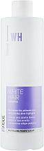 Parfüm, Parfüméria, kozmetikum Sárga tónust neutralizáló sampon - Kosswell Innove Professional White Hair Shampoo