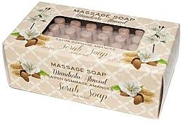 "Parfüm, Parfüméria, kozmetikum Szappan-radír masszázshoz ""Mandula"" - Gori 1919 Massage Scrub Soap Almond"