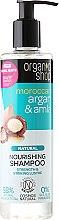 Parfüm, Parfüméria, kozmetikum Tápláló hajsampon - Organic Shop Argan & Amla Nourishing Shampoo