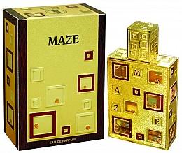 Parfüm, Parfüméria, kozmetikum Al Haramain Maze - Eau De Parfum