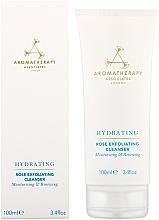 Parfüm, Parfüméria, kozmetikum Hámlasztó szer - Aromatherapy Associates Hydrating Rose Exfoliating Cleanser