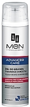 Parfüm, Parfüméria, kozmetikum Borotvagél - AA Men Advanced Care Tough Beard Shaving Gel