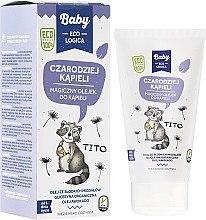 Parfüm, Parfüméria, kozmetikum Baba fürdető olaj - Baby EcoLogica Bath Oil