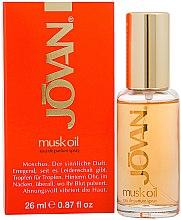 Parfüm, Parfüméria, kozmetikum Jovan Musk Oil - Parfüm olaj