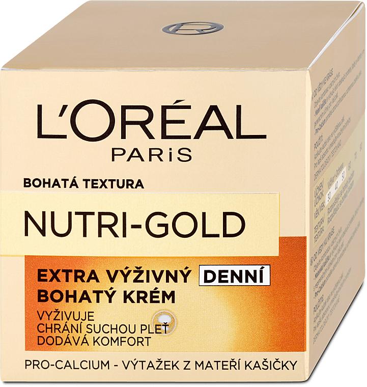 """Nappali bőrápoló - L'Oreal Paris Dermo-Expertise """"Luxus táplálás"""" — fotó N2"""