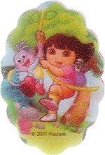 """Parfüm, Parfüméria, kozmetikum Fürdőszivacs """"Dóra a felfedező"""", 169-6 - Suavipiel Dora Bath Sponge"""