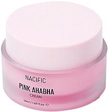 Parfüm, Parfüméria, kozmetikum Arckrém görögdinnye kivonattal, ANA és BHA savakkal - Nacific Pink AHA BHA Cream