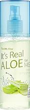 Parfüm, Parfüméria, kozmetikum Aloe vera gél-mist - FarmStay It's Real Aloe Gel Mist