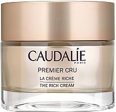 Parfüm, Parfüméria, kozmetikum Ránctalanító krém - Caudalie Premier Cru La Creme Riche