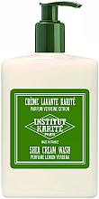 Parfüm, Parfüméria, kozmetikum Tusfürdő krém - Institut Karite Lemon Verbena Shea Cream Wash