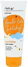 Parfüm, Parfüméria, kozmetikum Tápláló kézkrém mandarin illattal - Kili·g Woman Nourishing Hand Cream