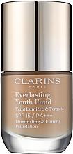 Parfüm, Parfüméria, kozmetikum Fiatalító fluid SPF 15 - Clarins Everlasting Youth Fluid