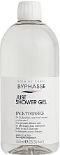 Parfüm, Parfüméria, kozmetikum Tusfürdő minden bőrtípusra - Byphasse Back To Basics Just Shower Gel