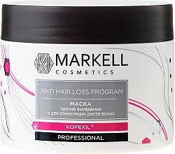 Parfüm, Parfüméria, kozmetikum Hajnövesztő maszk hajhullás ellen - Markell Cosmetics Anti Hair Loss