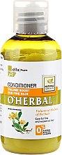 Parfüm, Parfüméria, kozmetikum Balzsam-kondicionáló vékony szálú hajra árnika kivonattal - O'Herbal