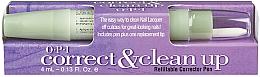 Parfüm, Parfüméria, kozmetikum Manikűr korrigáló toll - O.P.I. Correct & Clean Up Corrector Pen
