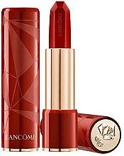 Parfüm, Parfüméria, kozmetikum Tartós ultra pigmentált ajakrúzs - Lancome L'Absolu Rouge Ruby Cream Limited Edition