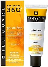 Parfüm, Parfüméria, kozmetikum Napvédő gél - Cantabria Labs Heliocare 360 Gel Oil-Free Dry Touch