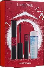 Parfüm, Parfüméria, kozmetikum Szett - Lancome Monsieur Big (mascara/10g + makeup/remover/30ml + mascara/4g)