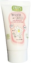 Parfüm, Parfüméria, kozmetikum Hidrolizált hajmaszk Moringa mag fehérjével - Ekos Personal Care (mini)