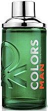 Parfüm, Parfüméria, kozmetikum Benetton Colors Man Green - Eau De Toilette