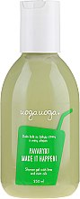 Parfüm, Parfüméria, kozmetikum Natúr tusfürdő lime és menta - Uoga Uoga Natural Shower Gel