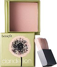 Parfüm, Parfüméria, kozmetikum Pirosító - Benefit Dandelion Blush Powder