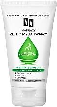 Parfüm, Parfüméria, kozmetikum Mattító mosakodó gél - AA Biocompatibility Formula