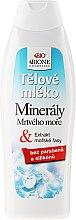 Parfüm, Parfüméria, kozmetikum Hidratáló testápoló - Bione Cosmetics Dead Sea Minerals Nourishing Body Lotion