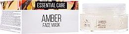 Parfüm, Parfüméria, kozmetikum Természetes borostyán arcmaszk - SM Collection Crystal Amber Face Mask