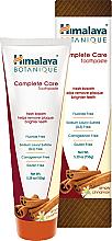 Parfüm, Parfüméria, kozmetikum Organikus fogkrém fahéjjal - Himalaya Herbals Botanique Complete Care Toothpaste Simply Cinnamon