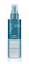 """Parfüm, Parfüméria, kozmetikum Kétfázisú test spray """"Holt tengeri ásványok"""" - Lirene Mineral Collection Body Spray"""