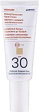 Parfüm, Parfüméria, kozmetikum Árnyalatot adó napvédő arckrém - Korres Yoghurt Tinted Sunscreen Face Cream SPF30