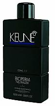Parfüm, Parfüméria, kozmetikum Semlegesítő - Keune Bioperm Neutralizer 1:1