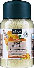 """Parfüm, Parfüméria, kozmetikum Fürdősó """"Egészséges lábak"""" körömvirág és narancs kivonattal - Kneipp Healthy Feet Foot Bath Crystals"""
