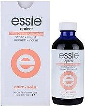 Parfüm, Parfüméria, kozmetikum Kutikula ápoló barackmag-olaj - Essie Apricot Cuticle Oil