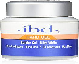 Parfüm, Parfüméria, kozmetikum Műköröm építő gél, ultra fehér - IBD Builder Gel Ultra White