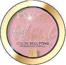Parfüm, Parfüméria, kozmetikum Pirosító - Eveline Cosmetics Feel The Blush