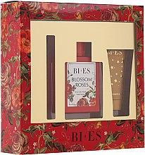 Parfüm, Parfüméria, kozmetikum Bi-Es Blossom Roses - Zestaw (edp/100 ml + sh/gel/50ml + parf/12ml)