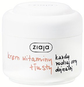 """Vitaminos"" arckrém - Ziaja Face Cream"